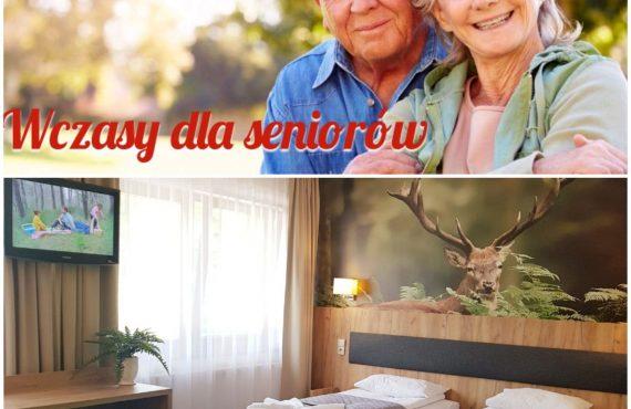Wczasy dla seniorów w górach z relaksem w Spa