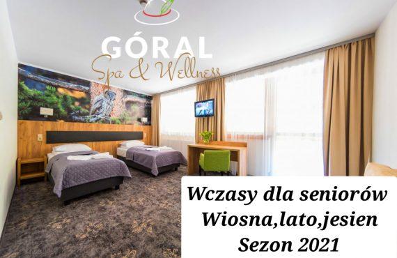 Wczasy dla seniorów w górach z relaksem w Spa – SEZON 2021